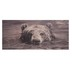 Swimming Bear Wood Wall Decor